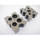 "Design Block 2.5x2""-11 holes"