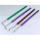 "5"" Color probes with double ends"