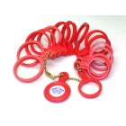 15 Plastic Finger Sizer 15-22mm (Red)