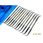 File Riffler set of 12 pcs, 14cm