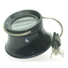 Eye Loupe for Specs No 1.5 with clip